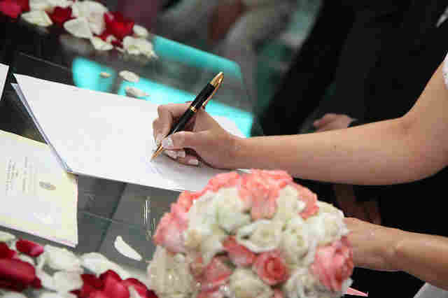 prenuptial agreements millennials divorce