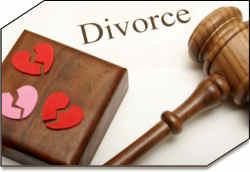 divorce limited representation