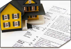 divorce mortgage interest tax deduction