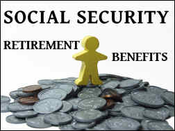 social security retirement benefit divorce