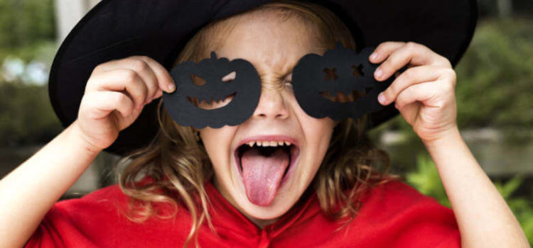 Blast From The Past: Don't Create Halloween Horrors for your Child!