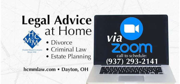 Using Zoom for Legal Consultations is Very Easy at Holzfaster, Cecil, McKnight & Mues