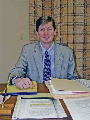 Joseph E Balmer III, Esq, trust attorney in Dayton Ohio
