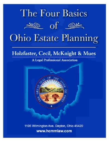 The Four Basics of Ohio Estate Planning