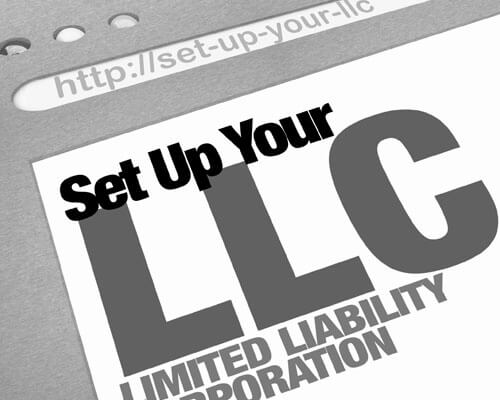Set up your Limited Liability Corporation